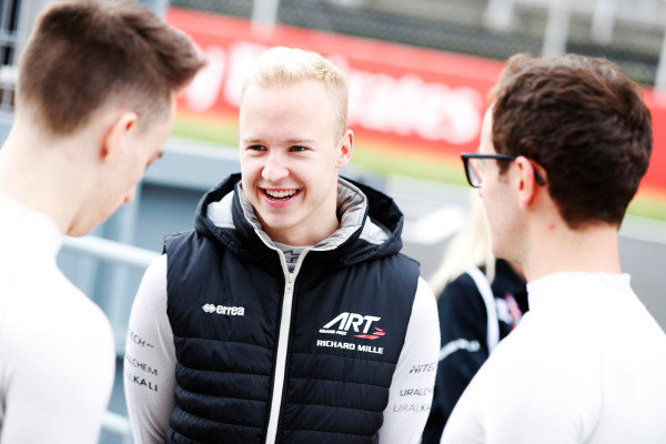 Niko Kari (FIN, MP Motorsport)