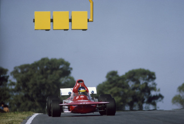 Buenos Aires, Argentina. 21-23 January 1972.  Ronnie Peterson (March 721-Ford), 6th position.  Ref: 72ARG19. World Copyright: LAT Photographic