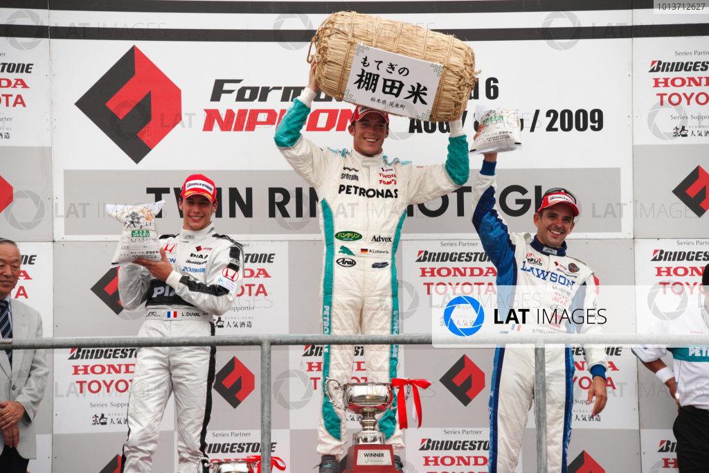 2009 Formula Nippon Championship.