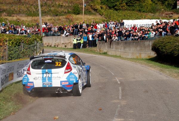 Round 11, Rallye de France 20124th - 7th October 2012Craig Breen, Ford, actionWorldwide Copyright: McKlein/LAT