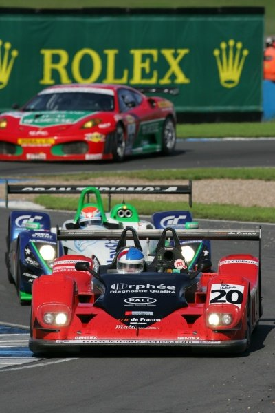 Marc Rostan (FRA) / Pierre Bruneau (FRA) PiR Pilbeam MP93 Judd.