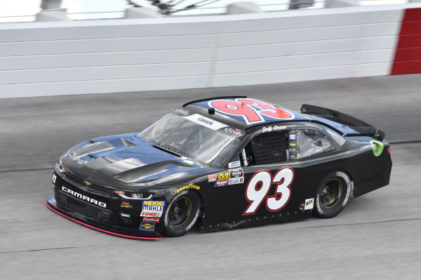 #93: Jeff Green, RSS Racing, Chevrolet Camaro RSS Racing