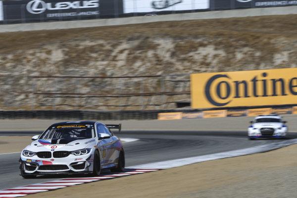 #88 Stephen Cameron Racing, BMW M4 GT4, GS: Henry Schmitt, Ari Balogh