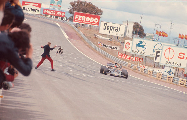 1972 Spanish Grand Prix.