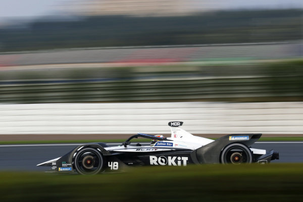 Edoardo Mortara (CHE), Venturi Racing, Silver Arrow 02