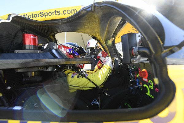 #84 JDC-Miller Motorsports Cadillac DPi, DPi: Simon Trummer