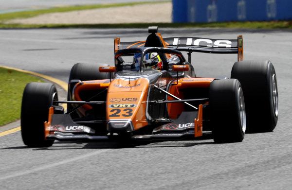 Tim Macrow (AUS) Tim Macrow Racing