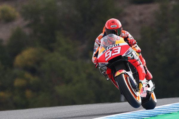 Marc Marquez, Repsol Honda Team .