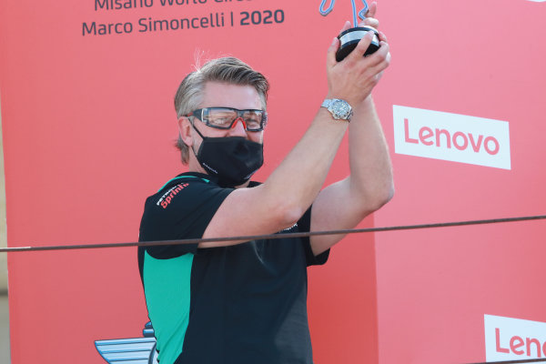 Johan Stigefelt, SIC Racing Team.