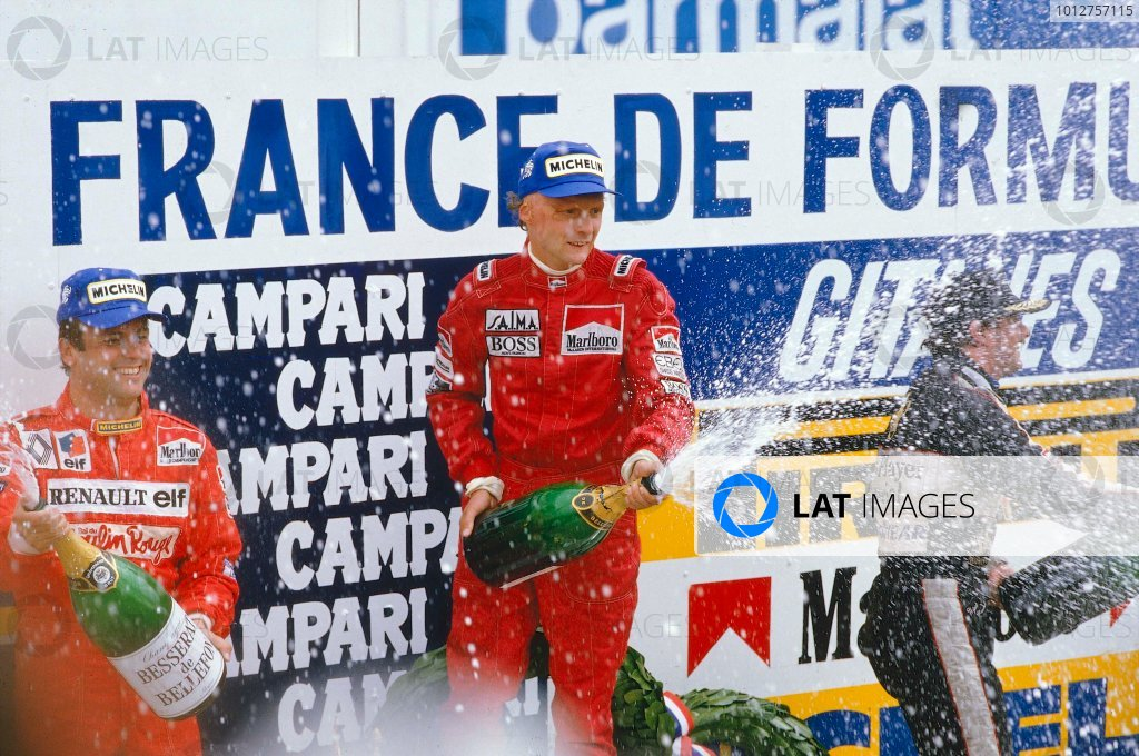 1984 French Grand Prix.