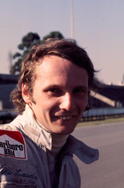 1973 Argentinian Grand Prix.Buenos Aires, Argentina.26-28 January 1973.Nikki Lauda (BRM).Ref-73 ARG 06.World Copyright - LAT Photographic