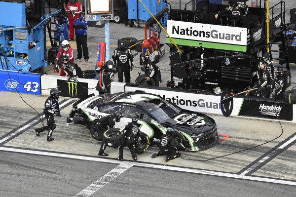 #5: Kyle Larson, Hendrick Motorsports, Chevrolet Camaro NationsGuard