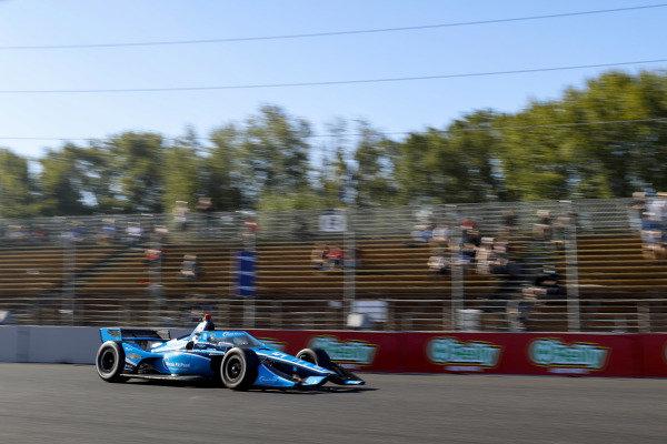 #59: Max Chilton, Carlin Chevrolet