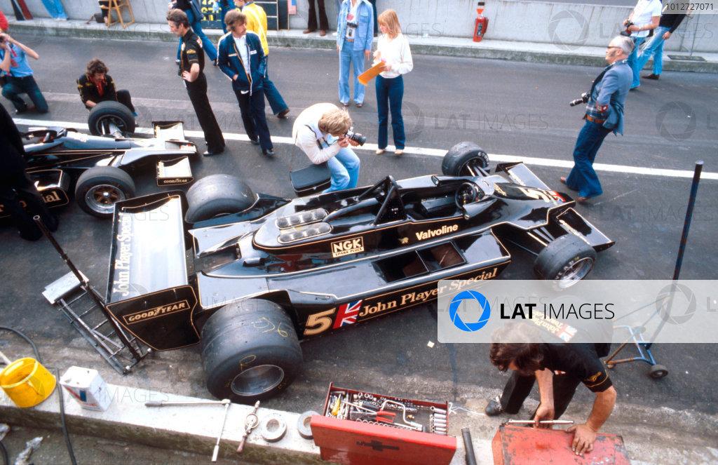 1978 Belgian Grand Prix.