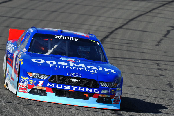 20-21 March, 2015, Fontana, California USA Elliott Sadler ?2015, Jennifer Coleman LAT Photo USA