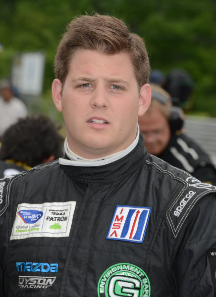 6-7 July, 2012, Lakeville, Connecticut USA#20 Dyson Racing driver Marsal(c)2012 Dan R. Boyd LAT Photo USA