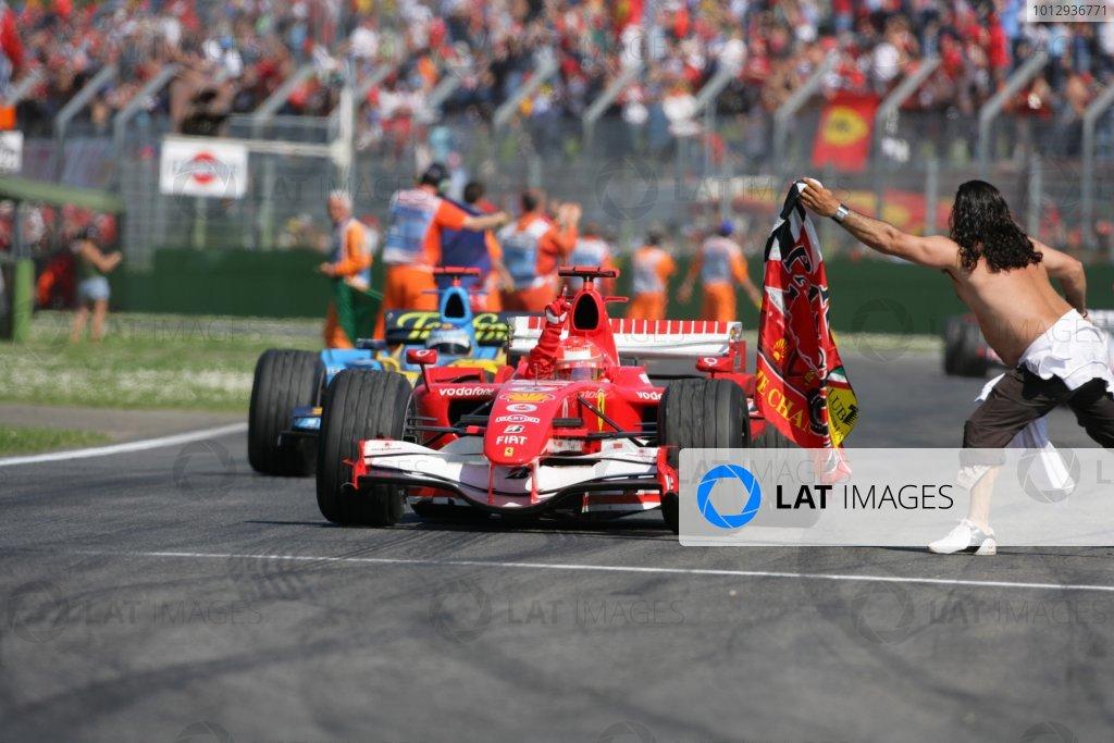 2006 San Marino Grand Prix - Sunday Race