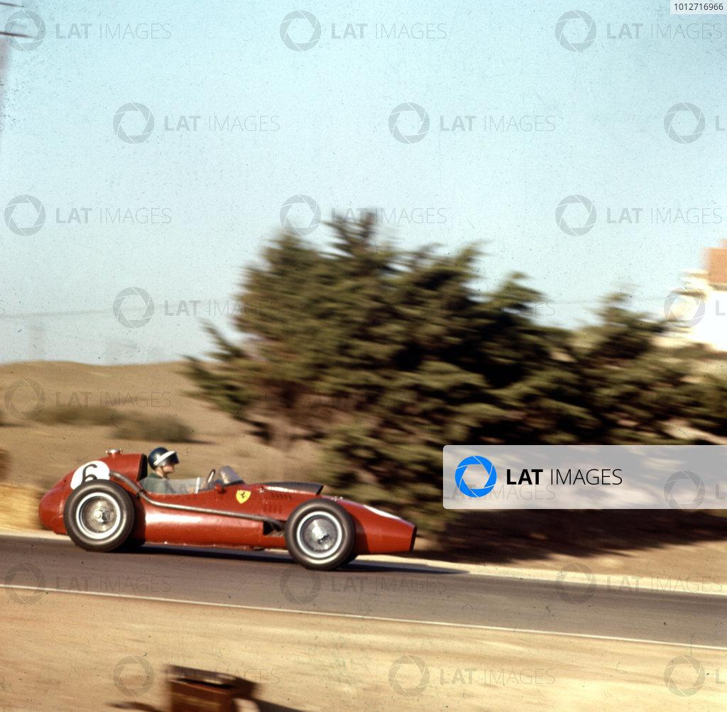 1958 Moroccan Grand Prix.