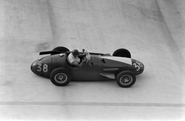 Horace Gould, Maserati 250F.