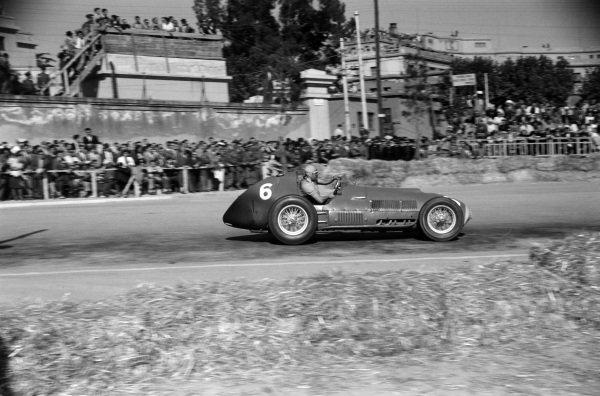 José Froilán González, Ferrari 375.