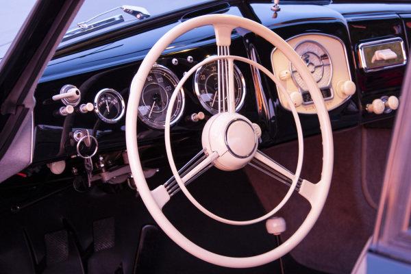 Porsche 356 1100 Coupe, 1950