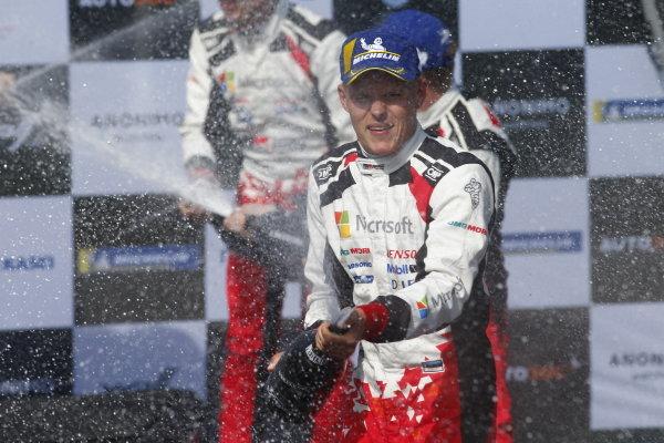 Ott Tänak (EST), Toyota Gazoo Racing WRT, Toyota Yaris WRC 2019