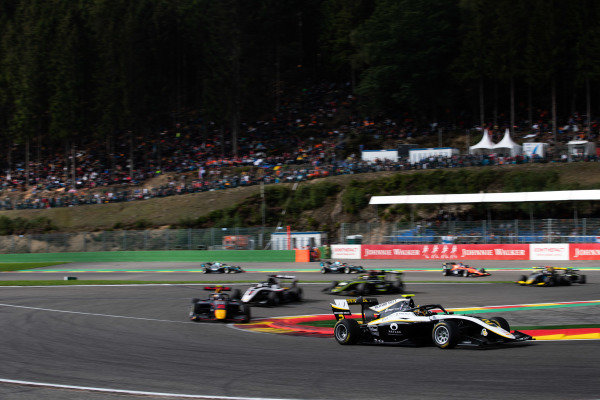 SPA-FRANCORCHAMPS, BELGIUM - SEPTEMBER 01: Max Fewtrell (GBR, ART Grand Prix) during the Spa-Francorchamps at Spa-Francorchamps on September 01, 2019 in Spa-Francorchamps, Belgium. (Photo by Joe Portlock / LAT Images / FIA F3 Championship)