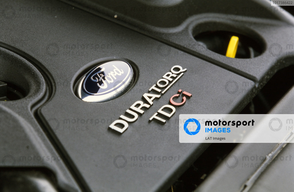 Ford Focus 1.8 TDCi.
