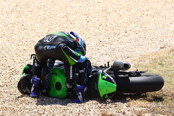 Raffaele De Rosa, Orelac Racing VerdNatura, WorldSSP.