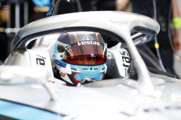 Nyck de Vries (NLD), Mercedes Benz EQ