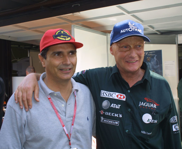2002 Brazilian Grand Prix - Friday Practice