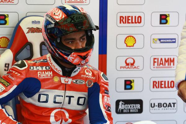 2017 MotoGP Championship - Round 5 Le Mans, France Saturday 20 May 2017 Danilo Petrucci, Pramac Racing World Copyright: Gold & Goose Photography/LAT Images ref: Digital Image 671040