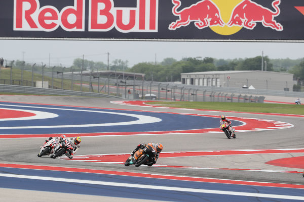 2017 Moto3 Championship - Round 3 Circuit of the Americas, Austin, Texas, USA Friday 21 April 2017  World Copyright: Gold and Goose Photography/LAT Images ref: Digital Image Moto3-500-1812