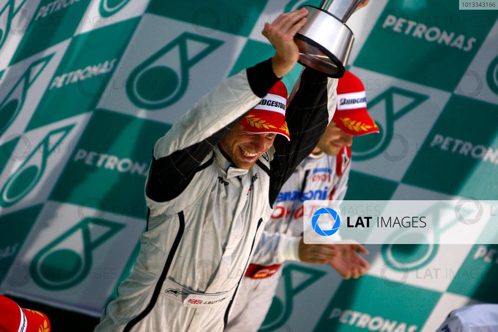 2009 Malaysian Grand Prix - Sunday