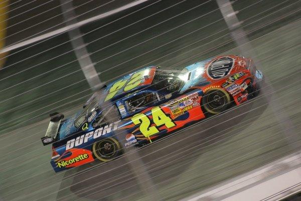 Jeff Gordon (USA) DuPont Chevrolet. Sharpie 500, Bristol Motor Speedway, Tennessee, USA, 22-24 August 2008.