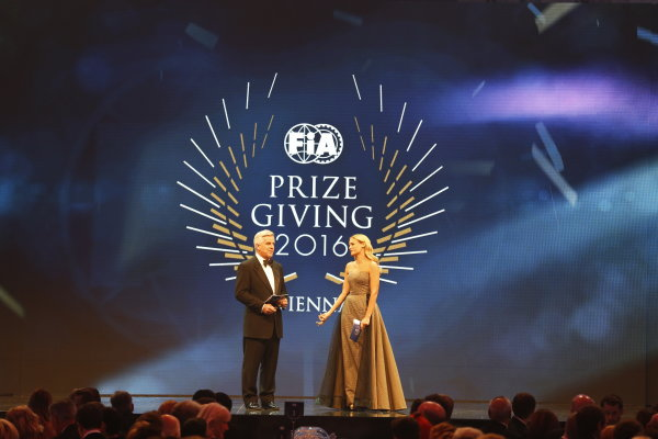 2016 FIA Prize Giving Vienna, Austria Friday 2nd December 2016 Photo: Copyright Free FOR EDITORIAL USE ONLY. Mandatory Credit: FIA ref: 30557873514_21c5924625_o