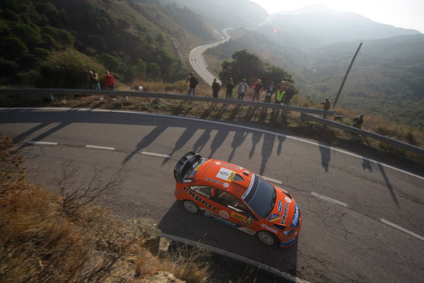 Round 11Rally Catalunya 01-04 October 2009Henning Solberg, WRC, Ford, ActionWorldwide Copyright: McKlein/LAT