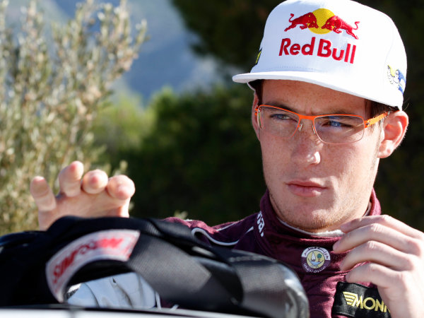 2013 FIA World Rally Championship Round 06-Acropolis rally of Greece 31/5-2/6-2013. Thierry Neuville, Ford WRC, Portrait. Worldwide Copyright: McKlein/LAT