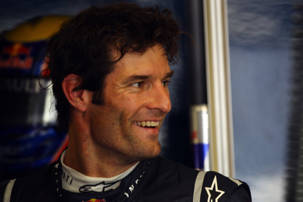 Nurburgring, Germany.22nd July 2011Mark Webber, Red Bull Racing RB7 Renault. Portrait. World Copyright: Andy Hone/LAT Photographicref: Digital Image CSP11048