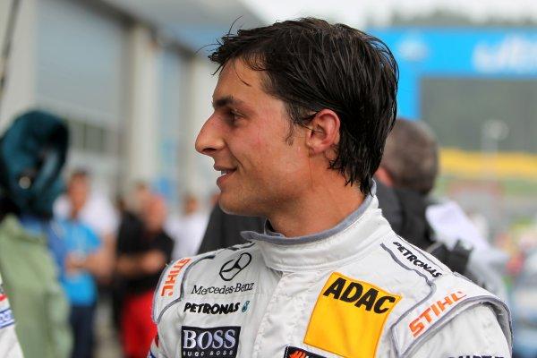 Bruno Spengler (CDN), Mercedes-Benz Bank AMG.DTM, Rd3, Red Bull Ring, Spielberg, Austria. 3-5 June 2011.World Copyright: LAT Photographicref: Digital Image dne1104ju95