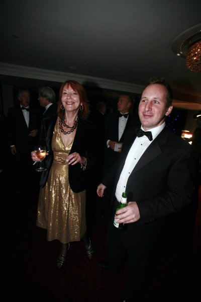 2006 Autosport AwardsGrosvenor House Hotel, London. 3rd December 2006.xxxWorld Copyright: Malcolm Griffiths/LAT Photographicref: Digital Image _MG_2044