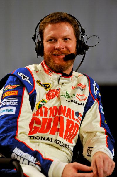 16 February, 2012, Daytona Beach, Florida, USADale Earnhardt Jr(c)2012, LAT SouthLAT Photo USA
