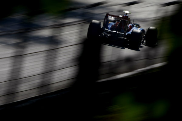 Autodromo Nazionale di Monza, Monza, Italy.9th September 2011.Mark Webber, Red Bull Racing RB7 Renault. Action. World Copyright: Andy Hone/LAT Photographicref: Digital Image _SP23888