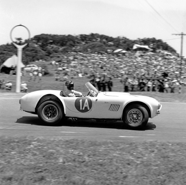East London, South Africa. 28th December 1963.
