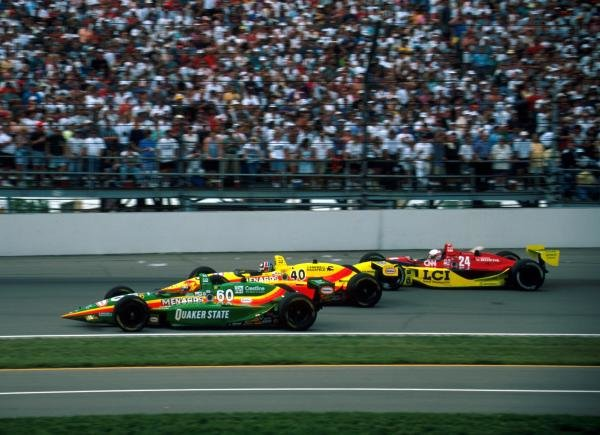 Indianapolis 500, Indianapolis, USA, 28 May 1995.