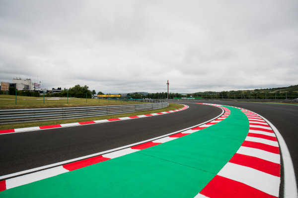 2017 GP3 Series Round 4.  Hungaroring, Budapest, Hungary. Thursday 27 July 2017. A view of the circuit. Photo: Zak Mauger/GP3 Series Media Service. ref: Digital Image _56I0023