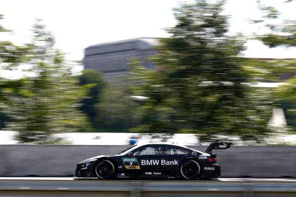 2017 DTM Round 4 Norisring, Nuremburg, Germany Friday 30 June 2017. Bruno Spengler, BMW Team RBM, BMW M4 DTM World Copyright: Alexander Trienitz/LAT Images ref: Digital Image 2017-DTM-R4-NOR-AT2-0288
