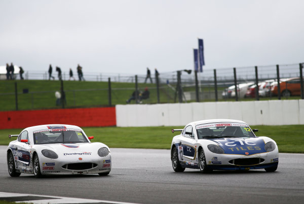 2017 Ginetta Junior Championship, Silverstone, Northants, UK. 16th-17th September 2017 Luke Browning (GBR) Richardson Racing World copyright. JEP/LAT Images