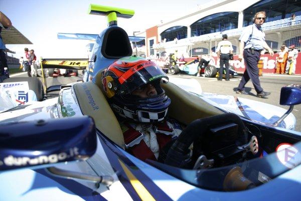 2007 GP2 Series. Round 8.Istanbul Park, Istanbul Turkey. 26th August 2007. Sunday Race.Karun Chandhok (IND, Durango). World Copyright: Charles Coates/GP2 Series Media Service.ref: Digital ImageIMG_5973