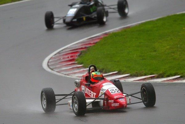 Semi Final 1 - Shirley van der Lof (NED) Geva RacingFormula Ford Festival, Brands Hatch, England.23 September 2006.DIGITAL IMAGE